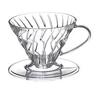 Phễu Hario V60 Nhựa - 1 Cup - Trong - Mã VD-01T thumbnail