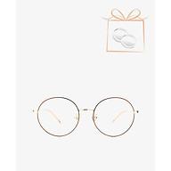aojo - Gọng kính tròn thời trang FACLS1014-C03 thumbnail