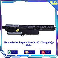 Pin dành cho Laptop Asus X200 - Hàng nhập khẩu thumbnail