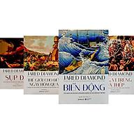 Combo 4 Cuốn Bìa Cứng Biến Động + Sụp Đổ + Súng, Vi Trùng Và Thép + Thế Giới Cho Đến Ngày Hôm Qua (Tặng Kèm Boxet Sang Trọng) thumbnail