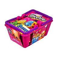Set 2 mẫu shopkins season 2 trong giỏ siêu thị thumbnail