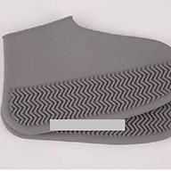 Ủng bọc giày đi mưa chống trượt PK519 - Xám - L (41-44) thumbnail