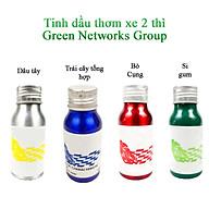 Tinh dầu thơm pha nhớt xe 2 thì - Phụ gia pha nhớt xe Yazz , Xipo , Novaa Green Networks Group thumbnail