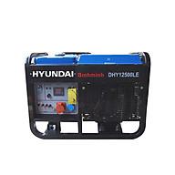 Máy phát điện HYUNDAI chạy dầu 10KW (đề nổ) thumbnail