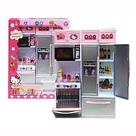 Bộ Đồ Chơi Nhà Bếp Hello Kitty Gồm Loại 2 Khoang, 3 Khoang Cho Bé thumbnail