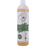 Dầu gội hữu cơ chiết xuất lô hội và hạt lanh 500ml - BIOCONTE thumbnail
