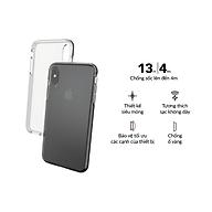 Ốp lưng chống sốc GEAR4 D3O Crystal Palace 4m cho iPhone Xs Max - Hàng Chính Hãng thumbnail