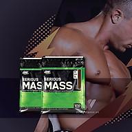Sữa tăng cân ON Serious Mass 12 LB-5,44 KG thumbnail