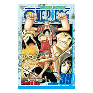 One Piece 39 - Tiếng Anh thumbnail