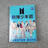 Photobook BTS lời bài hát kèm poster thumbnail