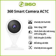 Camera thông minh 360 AC1C Phân giải 2K Giám Sát An Ninh - Hàng Chính Hãng thumbnail