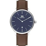 Đồng hồ Nam Danish Design dây da 40mm - IQ22Q1175 thumbnail