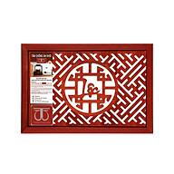 Tấm chống ám khói hương bàn thờ Tháng Tháng Thuận mẫu chữ Lộc - TL274 thumbnail