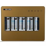 Bộ lọc nước 5 cấp độ uống trực tiếp Ultra-filter Eurolife EL-UF5-1 (Vàng đồng) thumbnail