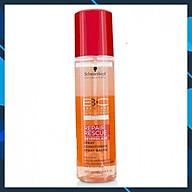 Xịt dưỡng tóc Schwarzkopf BC Bonacure Peptide Repair Rescue Spray mềm mượt cho tóc khô hư tổn Đức 200ml thumbnail