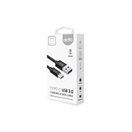 Cáp sạc truyền dữ liệu type C dài 1m Rush Type C USB 3.0 Charging & Data Cable Actto TC-02 - Hàng chính hãng thumbnail