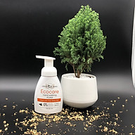 Nước rửa tay hữu cơ diệt khuẩn dạng bọt hương Cam 250ml thương hiệu Ecocare thumbnail