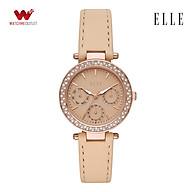 Đồng hồ Nữ Elle dây da 33mm - ELL23001 thumbnail