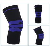 Cặp Bó gối thể thao, đai bảo vệ đầu gối có đệm cao cấp - Freesize thumbnail