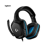 Logitech G431 7.1 Surround Sound Wired Gaming Headset 6mm Foldable Mute Microphone Computer Gaming Headset with 90 thumbnail