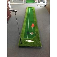 Thảm chơi golf puting green 0.5x3m thumbnail