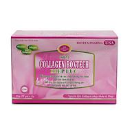 Collagen Diệp Lục Roxtech giúp sáng da, chống lão hóa, tăng nội tiết tố nữ - Hộp 30 gói thumbnail