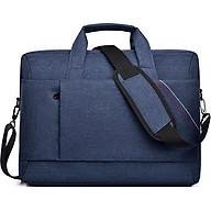 Cặp xách Laptop 15.6 inch chống sốc nhiều ngăn tiện lợi thumbnail
