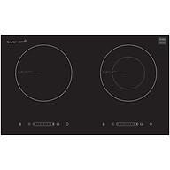 Bếp Âm Đôi Từ - Hồng Ngoại Cuchen CIR-E2110VN (71.5cm) - Hàng Chính Hãng thumbnail