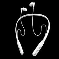 Tai nghe nam châm thể thao E35 Pin cực khủng (Nghe nhạc 15 tiếng), Âm BASS cực hay, Công nghệ bluetooth 5.0 mới nhất, Thiết kế tai nghe quàng cổ thể thao (Chạy bộ, tập Gym) - Hàng chính hãng thumbnail