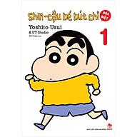 Shin Cậu bé bút chì Tập 01 thumbnail