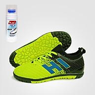 Giày đá bóng trẻ em EBET 6300 Dạ quang - Tặng bình làm sạch giày cao cấp thumbnail