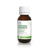 Siro hỗ trợ điều trị ho Deep Blue Health Natural Remedy Herb & Honey 50ml thumbnail