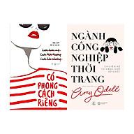 Sách - Combo Ngành Công Nghiệp Thời Trang + Có phong cách riêng (tặng kèm bookmark) thumbnail