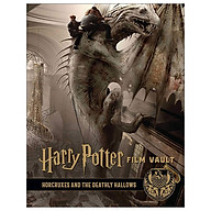 Harry Potter Film Vault Volume 3 Horcruxes and the Deathly Hallows thumbnail
