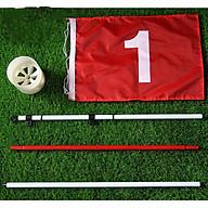 Bộ cờ Golf 192cm - Phụ kiện tập golf thumbnail