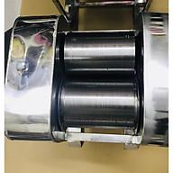 Máy thái bì Inox bằng tay , chống hoen rỉ , làm tất cả các loại nem thumbnail