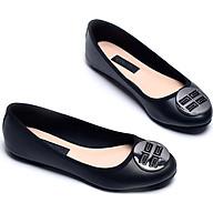 Giày búp bê đính khóa tròn Merly 1221 thumbnail