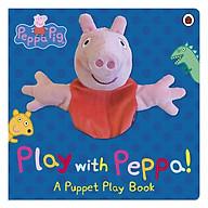 Peppa Pig Play With Peppa (Board book) thumbnail