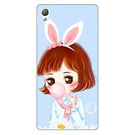 Ốp lưng dẻo cho điện thoại Sony Z3 - Baby Girl 03 thumbnail