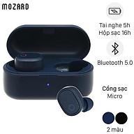 Tai nghe Bluetooth True Wireless Mozard TS13 - Hàng chính hãng thumbnail