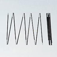 Bộ khung dựng,tách lớp lều 3-4 người tiện lợi và chắc chắn (gồm 2 khung rời) thumbnail