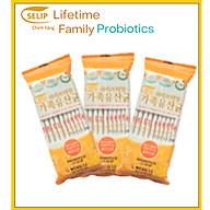 Combo 3 Túi Men Vi Sinh Hàn Quốc Lifetime Probiotics - 30 Gói thumbnail