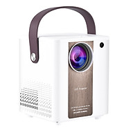 C500 Portable LCD LED Projector 1080P Home Theater 4000 Lumens 2000 1 Contrast Ratio with HD IN AV USB TF Card Slot thumbnail