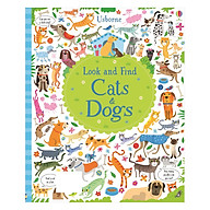 Usborne Look and Find Cats and Dogs thumbnail