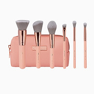 Bộ Cọ Trang Điểm 6 cây BH Cosmetics Petite Chic 6 Piece Mini Brush Set With Bag thumbnail
