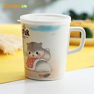 Ly cốc uống nước cho bé sợi tre Ly cốc tập uống cho bé Bamboo Life BL7064 hàng chính hãng Đồ dùng ăn dặm cho bé thumbnail