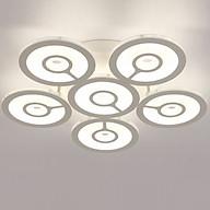 Đèn ốp trần LED tròn 6 cánh độc đáo LIGHTING thumbnail