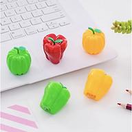 Gọt bút chì hình Hoa Quả siêu dễ thương - Gọt bút chì văn phòng phẩm tiện dụng thumbnail