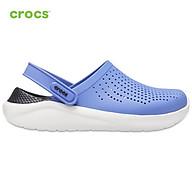 Giày unisex CROCS LiteRide Clog - 204592 thumbnail