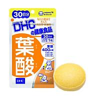 Viên uống Vitamin dành cho bà bầu DHC Folic Acid - Gói 30 ngày (Nhập khẩu) thumbnail